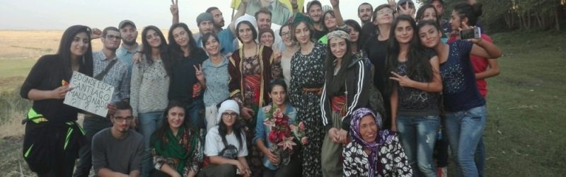 Delegation from Italy: We are in Rojava because we want revolution