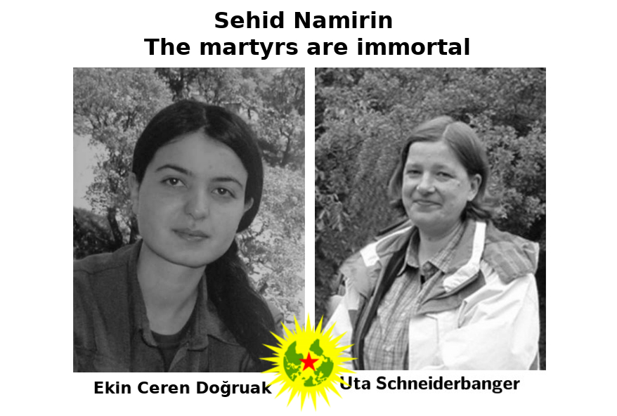 Commemoration of two internationalist women – Uta